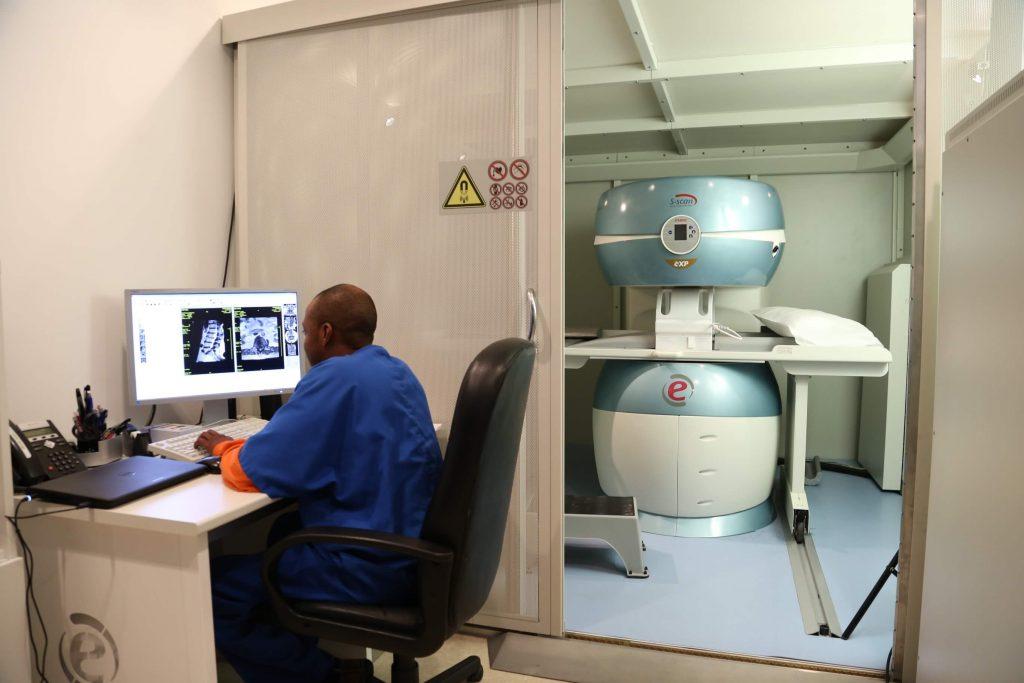 MRI diagnosis