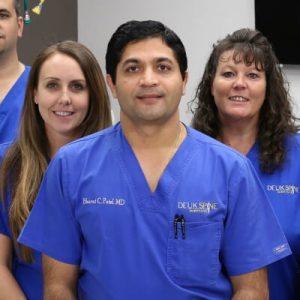 Dr. Patel - Deuk Spine Institute
